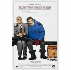 Planes Trains And Automobiles Movie Poster 11x17 Mini Poster