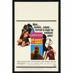 Planet Of The Apes Mini Poster 11x17