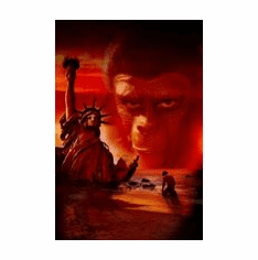 Planet Of The Apes Movie Mini poster 11inx17in
