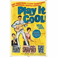 Play It Cool Movie Poster 11x17 Mini Poster