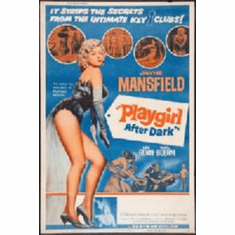 Playgirl After Dark Movie Poster 11x17 Mini Poster