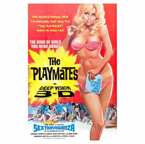 Playmates Movie Poster 24inx36in Poster