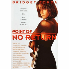Point Of No Return Movie Poster 11x17 Mini Poster