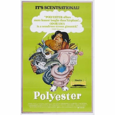 Polyester Movie Poster 11x17 Mini Poster