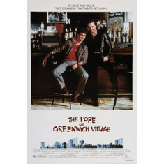 pope of greenwich village Mini Poster 11inx17in poster