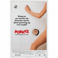 Porkys Movie mini poster 11x17 #01