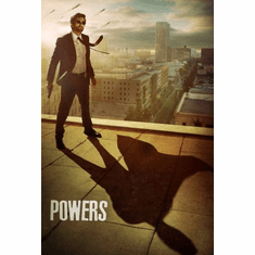 Powers Poster 24in x36in