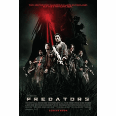 Predators Mini Poster 11x17