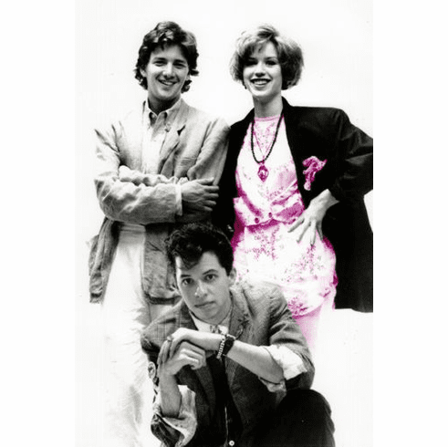 Pretty In Pink Movie Mini poster 11inx17in