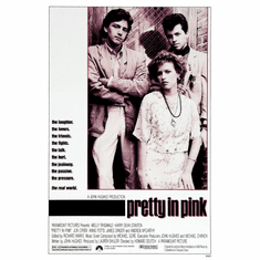 Pretty In Pink Movie Poster 24inx36in
