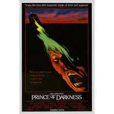 Prince Of Darkness Movie Poster 11x17 Mini Poster