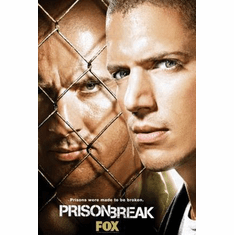 Prison Break Movie Poster 11x17 Mini Poster