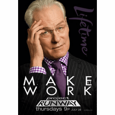 Project Runway Poster #02 24x36