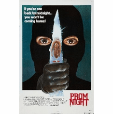 Prom Night Mini Movie Poster 11x17