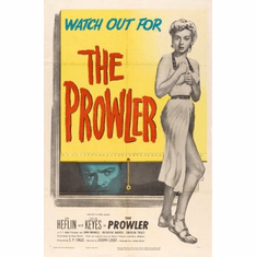 Prowler The Movie mini poster 11x17 #01