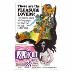 Psychout Movie Poster 11x17 Mini Poster