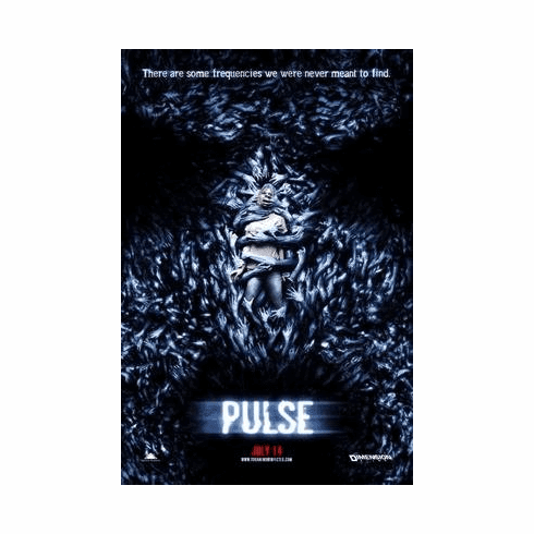 Pulse Movie Poster 11x17 Mini Poster