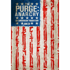 Purge Anarchy Poster 11Inx17In Mini Poster