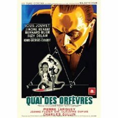 Quai Des Orfevres Mini Movie Poster #01 11x17 Mini Poster