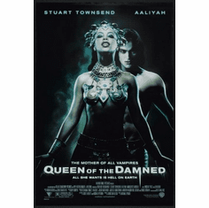 queen of the damned Mini Poster 11inx17in poster