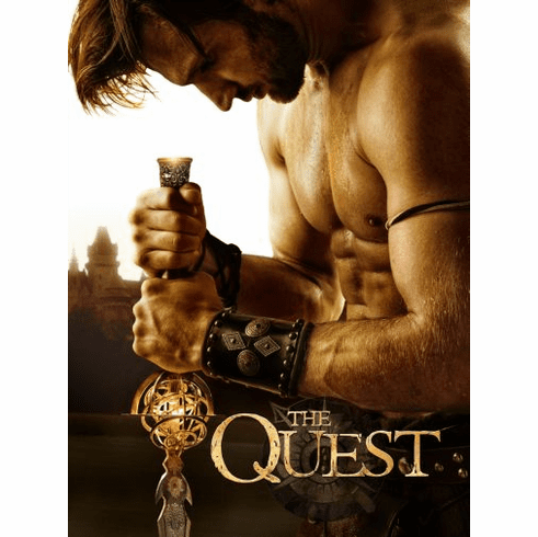 Quest The Movie poster 24inx36in Poster