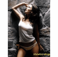 Rachel Bilson Poster White Tank Top 24inx36in
