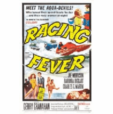 Racing Fever Movie Poster 11x17 Mini Poster
