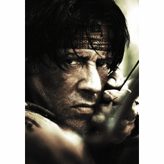 rambo Mini Poster 11inx17in poster