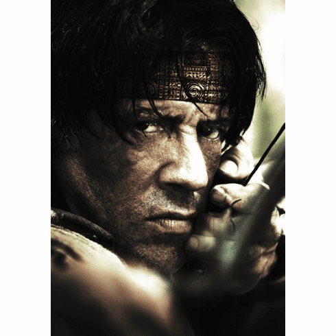 Rambo Movie Poster 24inx36in Poster