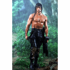 Rambo Movie Poster 24x36 sylvester stallone
