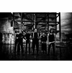 """Rammstein Black and White Poster 24""""x36"""""""