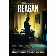 Reagan Movie mini poster 11x17 #01