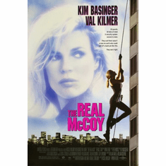 Real Mccoy The Movie Poster 24x36