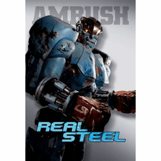 Real Steel Movie mini poster 11x17 #04