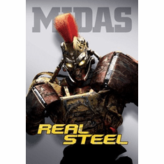 Real Steel Movie mini poster 11x17 #05