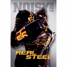 Real Steel Movie mini poster 11x17 #06