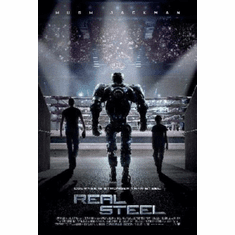 Real Steel Poster 24inx36in