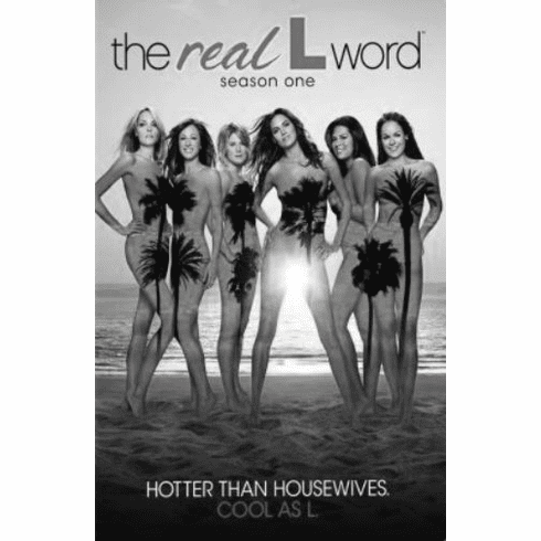 "Real World La Black and White Poster 24""x36"""