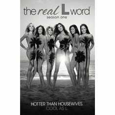 """Real World La Black and White Poster 24""""x36"""""""