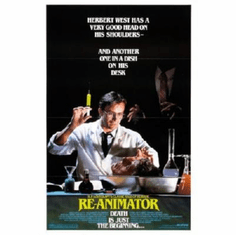 Reanimator Mini Movie Poster #01 11x17 Mini Poster