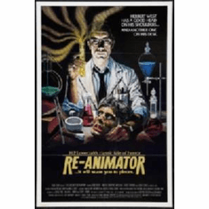 Reanimator Movie Poster 11x17 Mini Poster