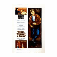 Rebel Without A Cause Movie Mini poster 11inx17in