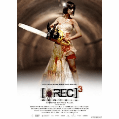 Rec Genesis Mini Movie Poster 11X17