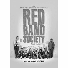 "Red Band Society The Black and White Poster 24""x36"""
