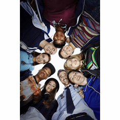 Red Band Society The poster 24inx36in Poster