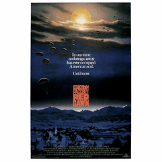 Red Dawn Movie Poster 24inx36in