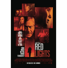 Red Lights Movie Poster 24inx36in