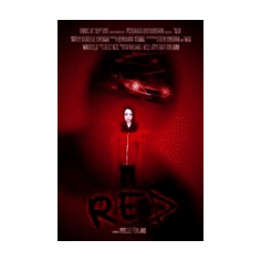 Red Movie Mini poster 11inx17in