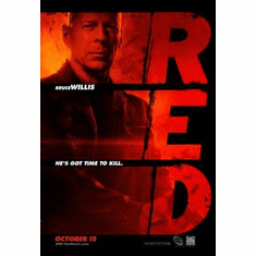 Red Movie Poster 11x17 Mini Poster