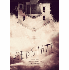 Red State Mini Poster 11x17in